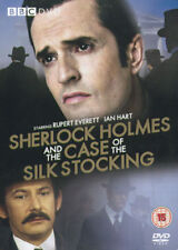 SHERLOCK HOLMES AND THE CASE OF THE SILK STOCKINGS RUPERT EVERETT BBC UK DVD NEW