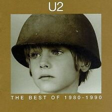U2 --- the Best of 1980 - 1990 (CD)