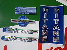 N.O.S Kit decalques de cadre GITANE velo N.O.S