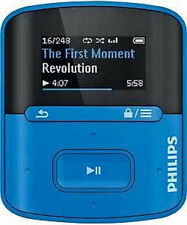 PHILIPS GOGEAR RAGA MP3/COLOURDISPLAY PLAYER -4GB-BLUE-
