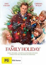 The Family Holiday (DVD, 2009) FAMILY [Region 4] NEW/SEALED Dave Coulier