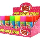 TEMPORARY HAIR COLOUR DYE SPRAY FUN PARTY FANCY DRESS COSTUME HALLOWEEN HEN STAG