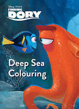 Disney Pixar Finding Dory Deep Sea Colouring by Parragon Books Ltd (Paperback)