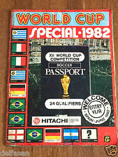 Album figurine ESPANA 82 KOMPLETT wm wc spain 1982 panini munchen mexico sticker
