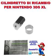 PIN REPLACEMENT + CYLINDER NINTENDO 3DS XL CYLINDER 3DSXL AXIS HINGE