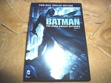Batman: The Dark Knight Returns, Part 1 (Two-Disc Special Edition DVD) (2012)