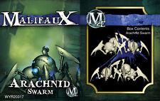 Wyrd Malifaux 2nd Edition The Arcanists BNIB Arachnid Swarm (3 Pack) WYR20317