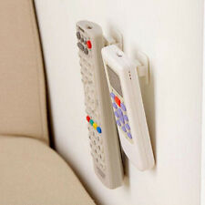 2 X Wall Door Self Adhesive Remote Control Sticker Holder Hook Strong HangerHGUK