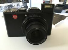 Leica D-LUX 5 10.1 MP Digital Camera - Black Lots of Accessories