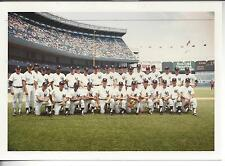 Vintage New York Yankee Old Timers Game Photo Mantle Ford +++++