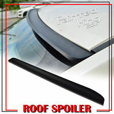 Unpaint Mercedes Benz CLK-class W208 Coupe K-Style Roof spoiler Rear Wing 98-02