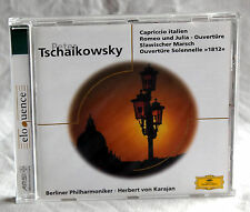CD PETER TSCHAIKOWSKY - Don Kosaken / Karajan / Berliner Philharmoniker