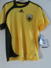 "2006 l'AEK Athènes home football shirt taille 32 "" -34"" XS adultes / 39015"