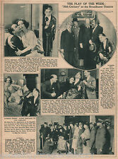 1933 - American Play Stage Review 20TH Century