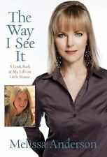 The Way I See It: A Look Back at My Life on Little House-ExLibrary