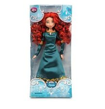 "Disney Deluxe BRAVE Princess Merida Toy Doll Poseable Figure 12"" Gift NEW IN BOX"