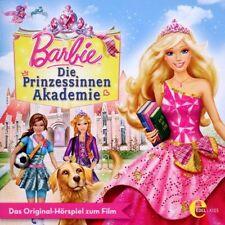 CD * BARBIE - DIE PRINZESSINNEN AKADEMIE - HSP zum Film  # NEU OVP &