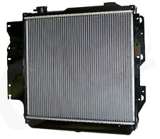 Jeep YJ  Wrangler - Radiator - 2.5 & 4.0 L - LHD Only - 1987/03 - 52080183