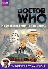 Doctor Who: The Greatest Show in the Galaxy [DVD]