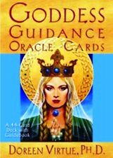 Goddess Guidance Oracle Cards Doreen Virtue (NEW)