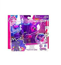 LIGHT Up My Little Pony Princess Luna Sparkle Bright-GRATIS P&P
