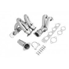 Manzo Stainless Steel Exhaust Header Chevrolet Cavalier 2002-2004 2.2L ECOTEC