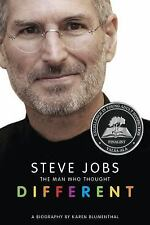 Steve Jobs: The Man Who Thought Different, Blumenthal, Karen, Good Book