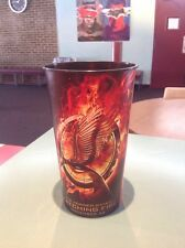 $1 SALE Hunger Games Catching Fire 44oz Plastic Theater Cup Brand New