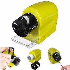 Electric Kitchen Sharpener Scissors Screw Drivers Grinder Honer Sharpening Tool