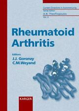 Rheumatoid Arthritis (Current Directions in Autoimmunity)