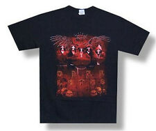 "DARK LOTUS - ""CROWN"" ROBES RED IMAGE T-SHIRT - NEW ADULT SMALL S"