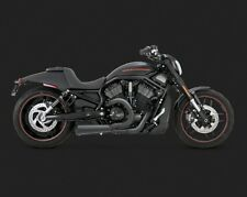 Auspuffanlage Harley David. V-Rod-Nightrod Vance&Hines 2in1Competition Bj.02-15