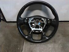 07-12 NISSAN ALTIMA BLACK STEERING WHEEL OEM