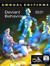 Annual Editions: Deviant Behavior 00/01, Salinger,Lawrence, Acceptable Book