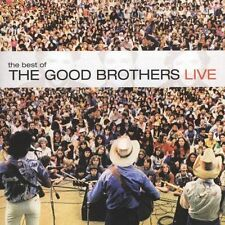 GOOD BROTHERS-The Good Brothers Live CD NEW