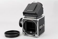 [NEAR MINT] HASSELBLAD 500CM C/M w/ PM Finder from japan