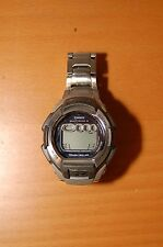 CASIO G-Shock GW-810-D Solar Atomic Digital Silver band