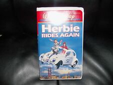 Herbie Rides Again (VHS, 2000, The Love Bug Collection) EUC