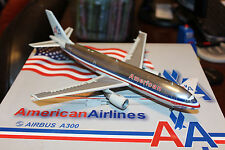 Inflight 200 1:200 American Airlines Airbus A300 N59081 Old Colors Polished