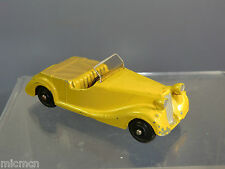 DINKY TOYS MODEL No.38b SUNBEAM TALBOT SPORTS COUPE ( PARTLY RESTORED )