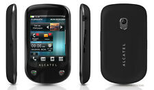 ALCATEL OT-710 TOUCH MOBILE phone-unlocked con nuovo Regno Unito House chargar & Warranty
