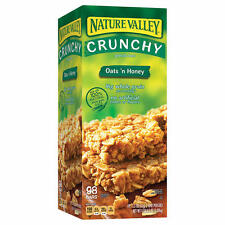 Nature Valley Crunchy Oats'n Honey Granola Bar 98ct