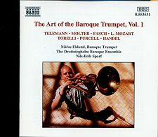 Naxos - The Art Of Baroque Trumpet Vol.1 - MINT