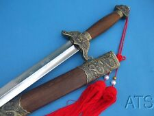 Chinese Hand Forged Tai Chi Sword Flexible Blade