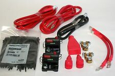 REDARC SBI12KIT DUAL BATTERY WIRING KIT With High Quality Circuit Breakers