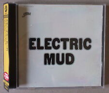 CD    ***  MUDDY WATERS. ELECTRIC MUD  ***  JAPAN WITH PROMO OBI