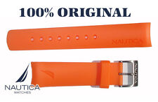 NAUTICA REPLACEMENT BAND/STRAP ORANGE 100% ORIGINAL N14538 N14547 N14612 A31505