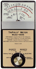 TriField Meter Trifield 100xe 3 Axis AC EMF meter Paranormal & Home Inspection