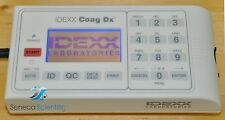 IDEXX COAG DX VETERINARY COAGULATION BLOOD ANALYZER aPTT PT