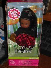 2001 KELLY CLUB GARDEN LADYBUG DESIREE!! BARBIE